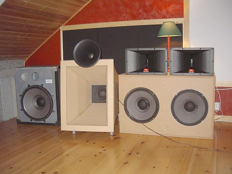 Describe your HIFI -system on