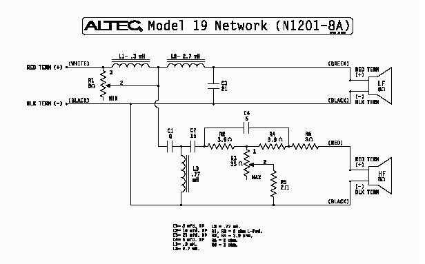ALtec Model 19-XO upgrade discussion