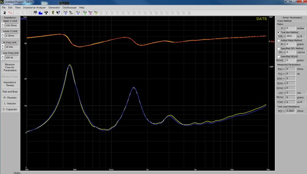Name:  Impedance 2451Be on M2 comp Left & Right driver.jpeg