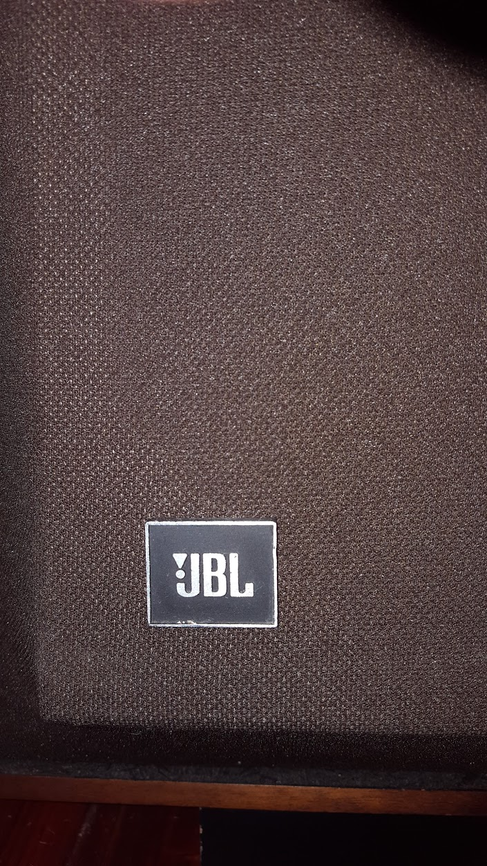 Name:  JBL C45 S4 close up grill and badge.jpg Views: 698 Size:  390.0 KB