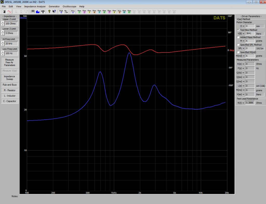 Name:  Impedance D2 on M2 no passive filter.jpg Views: 334 Size:  75.8 KB