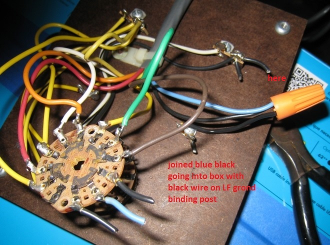Name:  wires joined for lf ground.JPG Views: 191 Size:  126.5 KB